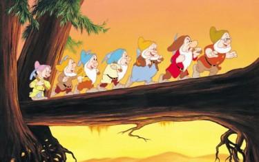 Los 7 enanos de Blancanieves