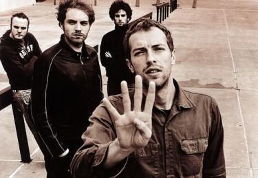 Coldplay (cuatro)