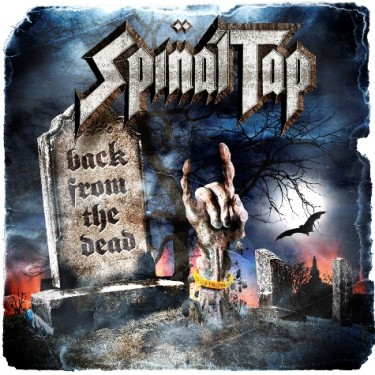 Portada de Back From the Dead de Spinal Tap