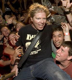 Dexter Holland, cantante de The Offspring