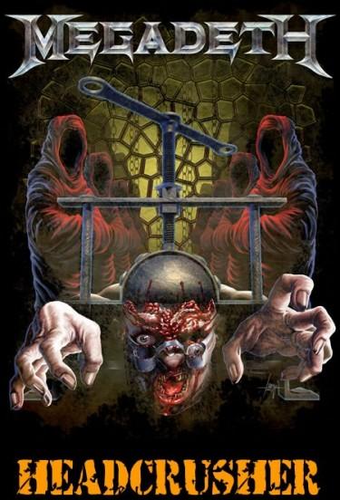 Megadeth - Headcrusher