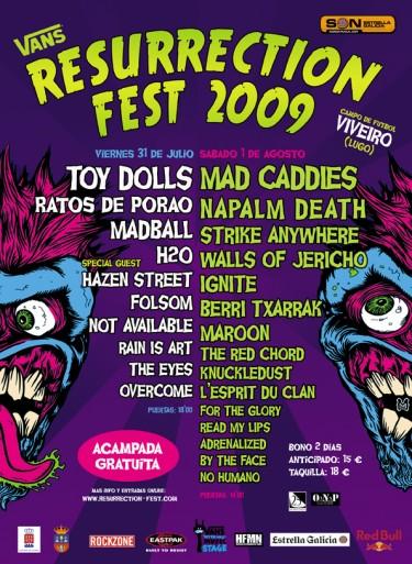 Resurrection Fest 2009