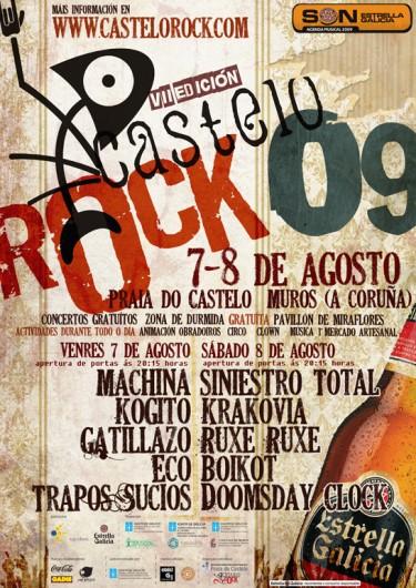 VII Castelo Rock 2009
