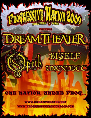 Progressive Nation 2009