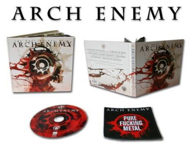 Arch Enemy - The Root Of All Evil (Limited Edition)