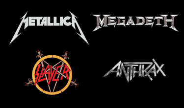 Big Four of Thrash Metal