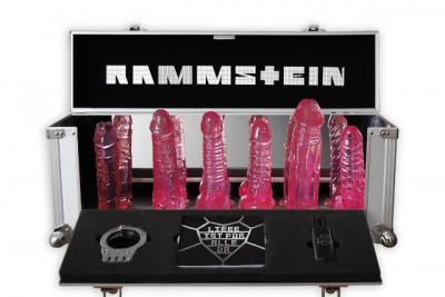 Rammstein - LIFAD Boxset