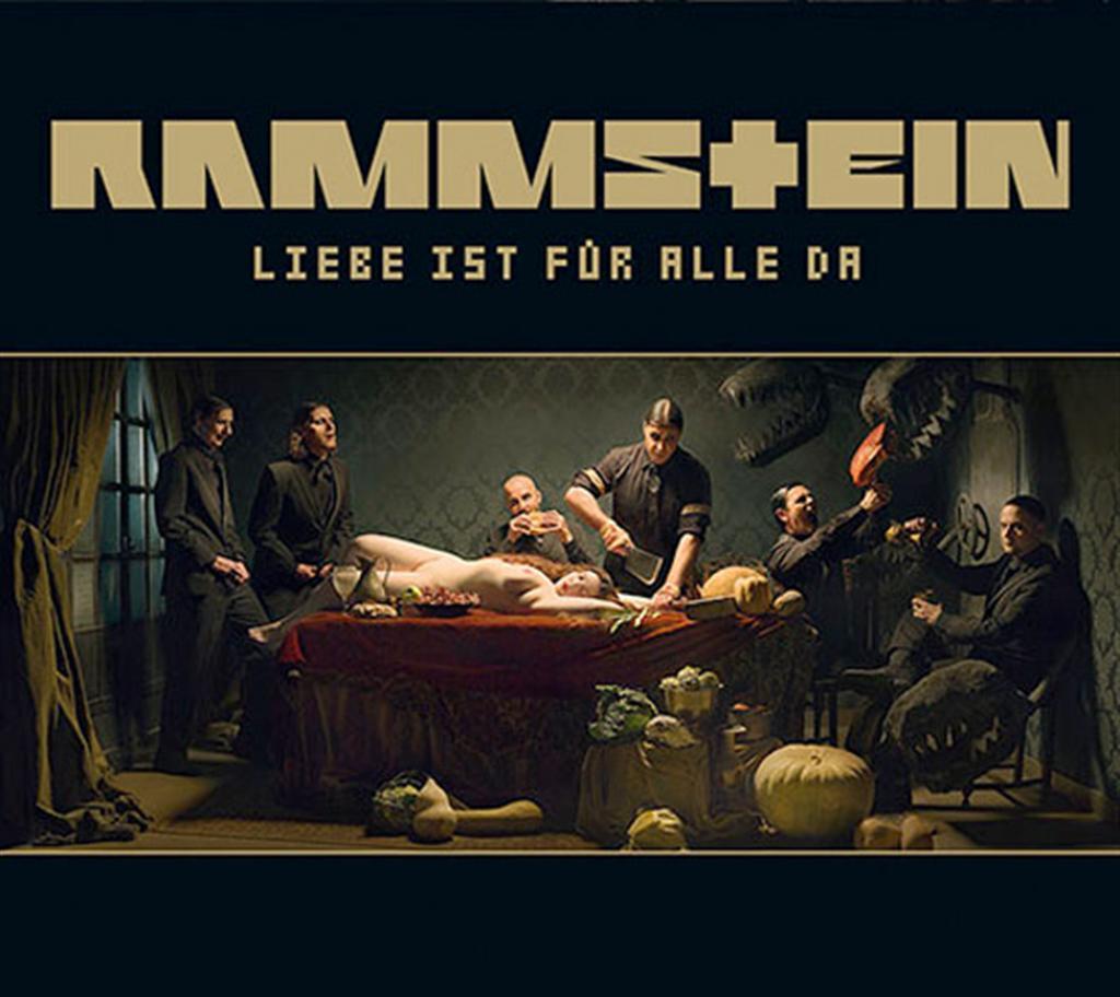 Imagenes de Rammstein