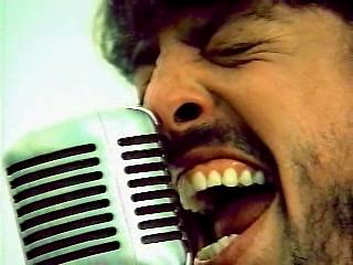 Dave Grohl cantando The Best Of You