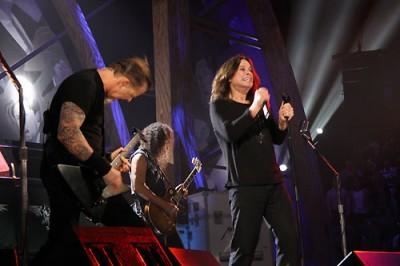 Metallica y Ozzy Osbourne