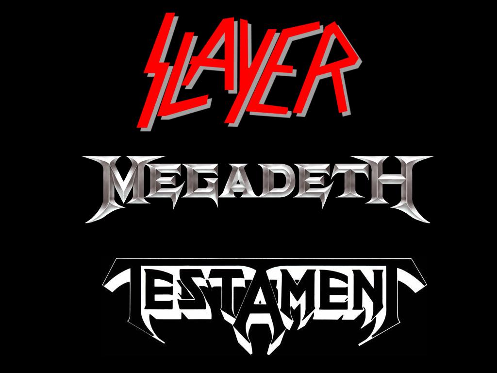Slayer  Megadeth y Tes...
