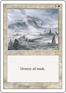 Armageddon, Magic: The Gathering