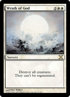 Wrath of God, Magic: The Gathering