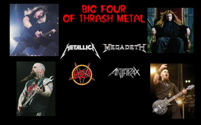 Big Four of Thrash Metal