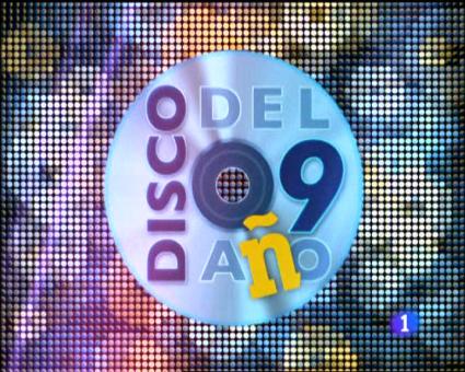 El disco del año 2009 según TVE