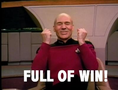 Picard contento por el Best Of de Last.fm