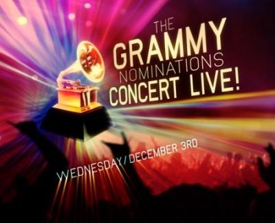 Nominaciones de los Grammy
