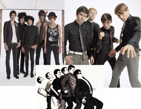 The Horrors, Franz Ferdinand y Madness