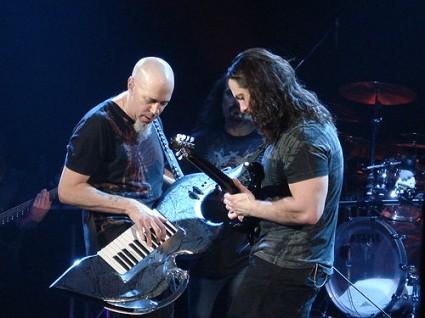 Dream Theater en vivo en Argentina