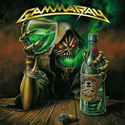 Gamma Ray - To The Metal (Limited Edition CD+DVD)