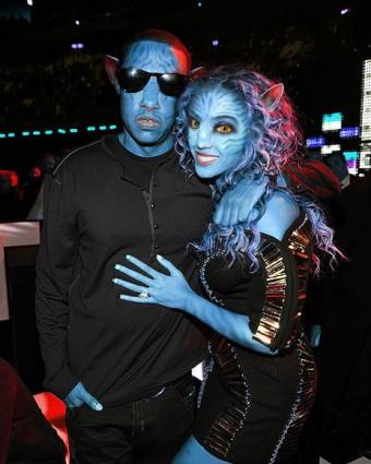 Jay-Z y Beyoncé Avatar