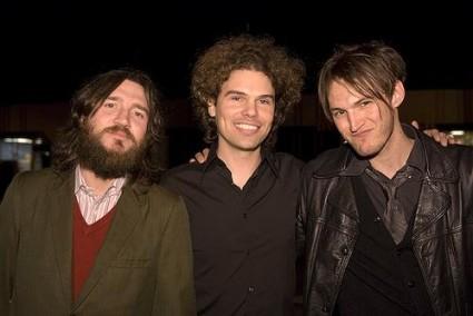 John Frusciante, tío aleatorio y Josh Klinghoffer