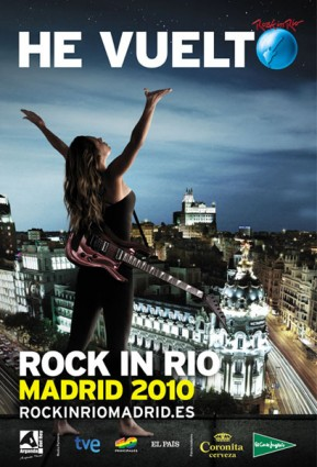 Rock In Rio Madrid 2010