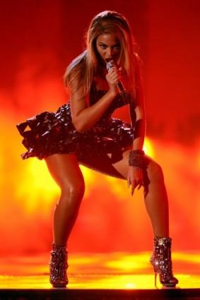 Beyoncé en los Grammys