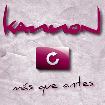 Kannon - Más que antes