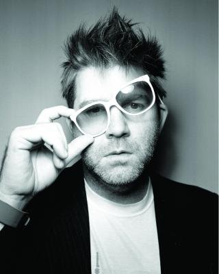 James Murphy (LCD Soundsystem)  ikuspuntu berri baten bila