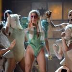 Lady GaGa en los Grammys