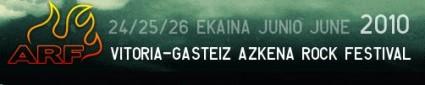 Logo Azkena Rock