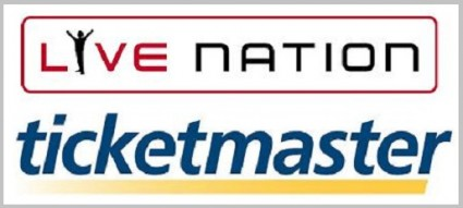 Logo Live Nation & Ticketmaster