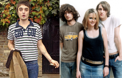 Pete Doherty vs The Subways
