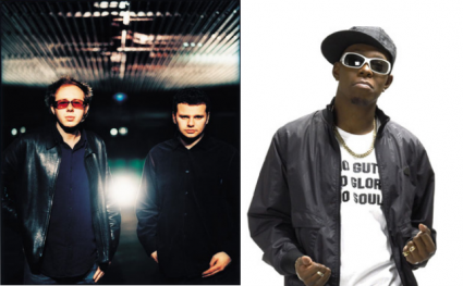 The Chemical Brothers y Dizzee Rascal