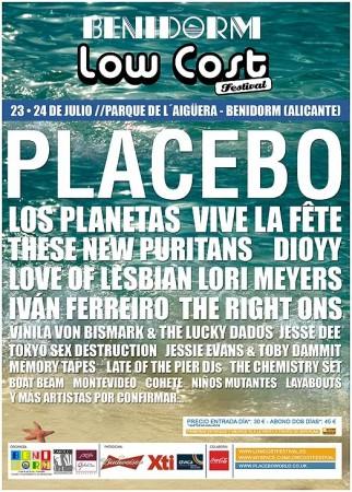 Benidorm Low Cost Festival 2010