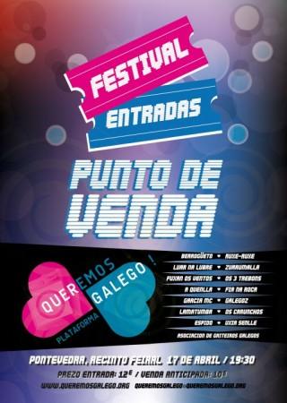 Festival Queremos Galego