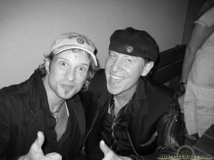 Tobias y Klaus