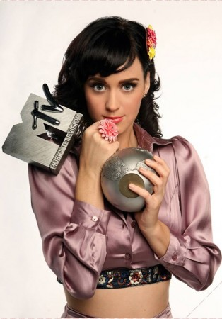 Katy Perry en los MTV EMA