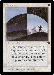 Equinox, Magic: The Gathering