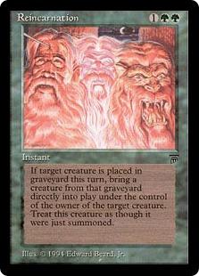 Reincarnation, Magic: The Gathering