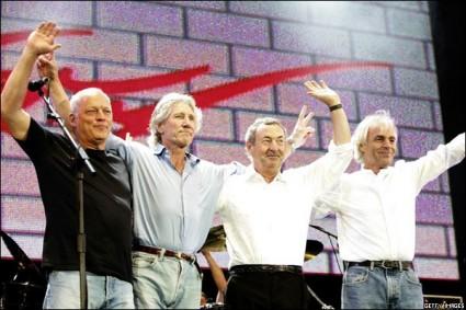 Pink Floyd en el Live8