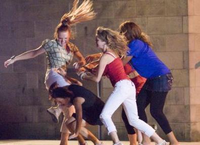 Chicas peleando