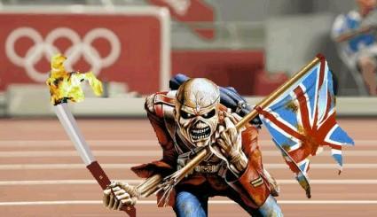 Iron Maiden y los Juegos Olímpicos