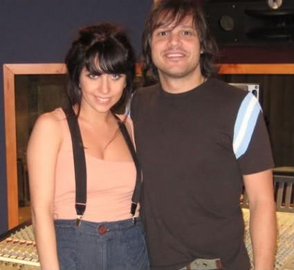 Lady Gaga & Rob Fusari