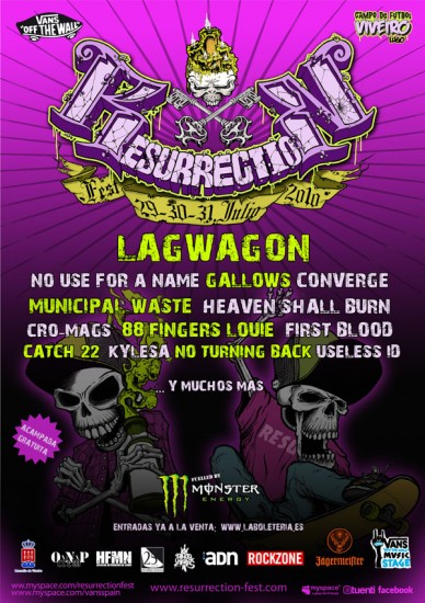 Resurrection Fest 2010