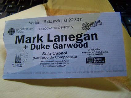 Entrada Mark Lanegan