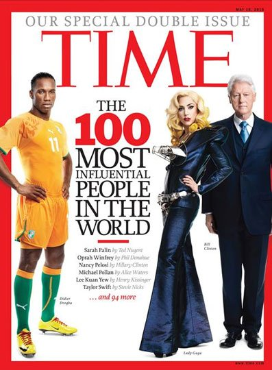 Lady Gaga Time