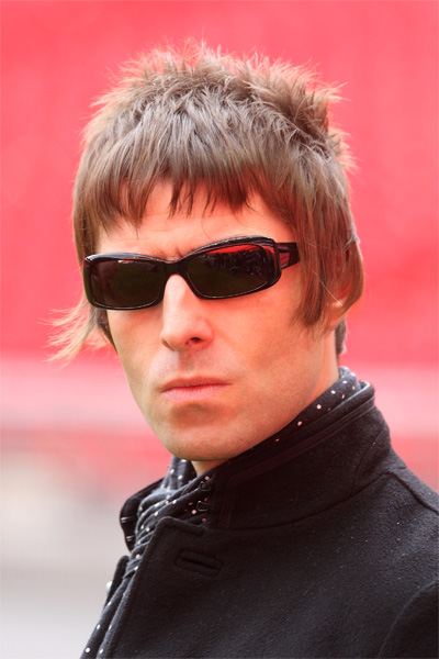 I respect the Stones but their songs are by Liam Gallagher ... Liam Gallagher