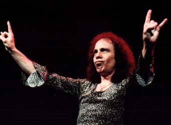 foto ronnie and wendy dio: